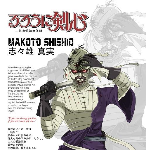 Berita : Top Sepuluh Penjahat Terbaik Dari Serial Anime