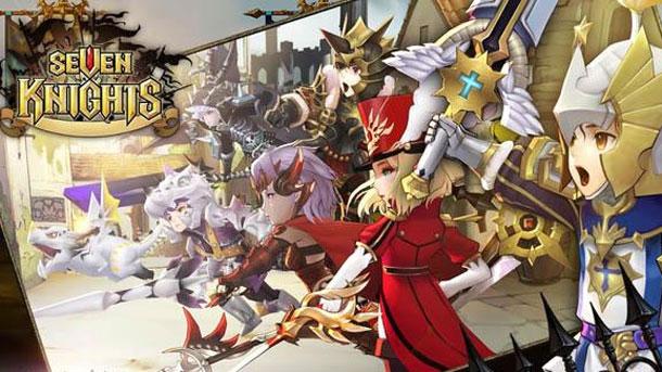 Berita : Awaken Dellons Hadir di Mobile RPG Seven Knights