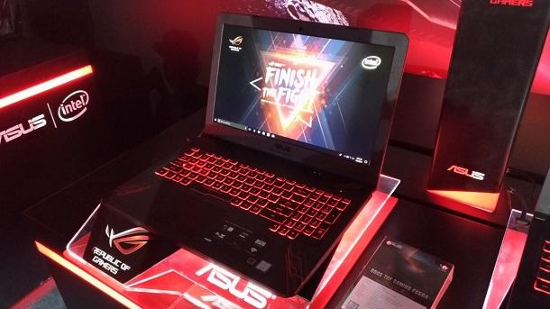 Berita   3 Laptop Gaming ROG Terbaru dari ASUS Ini Siap untuk ... 1d09230a58